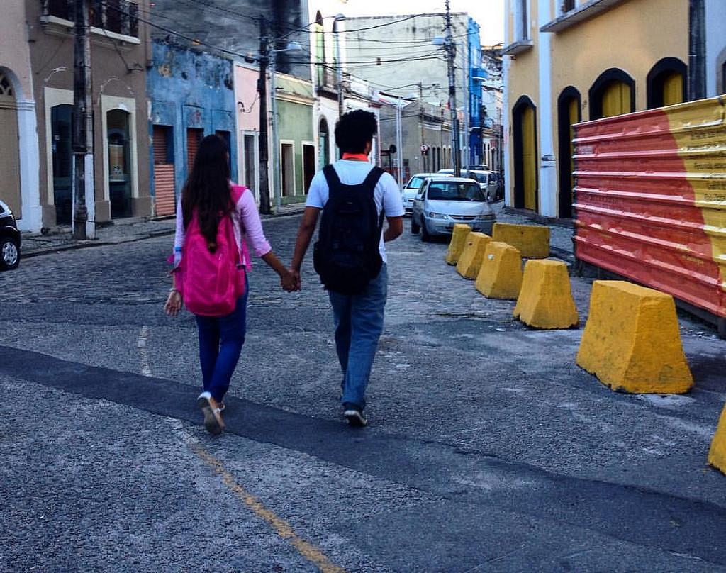 Caminhabilidade no Recife